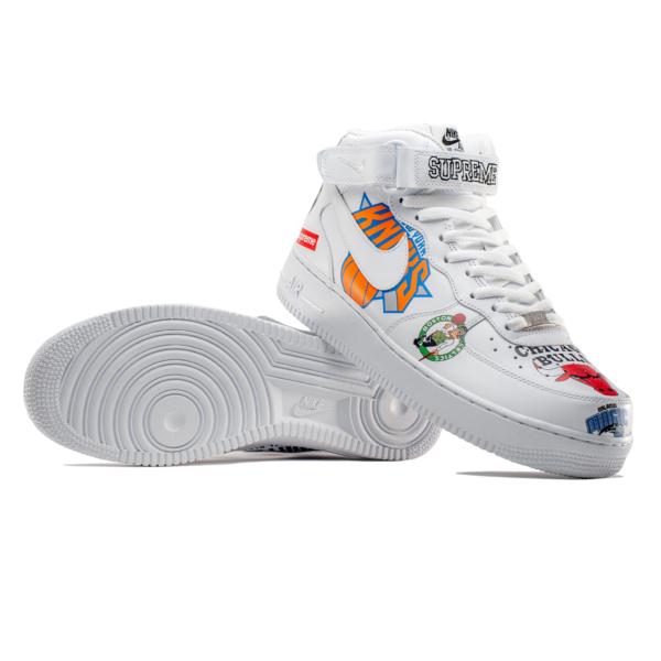 Nike x Supreme Air Force I