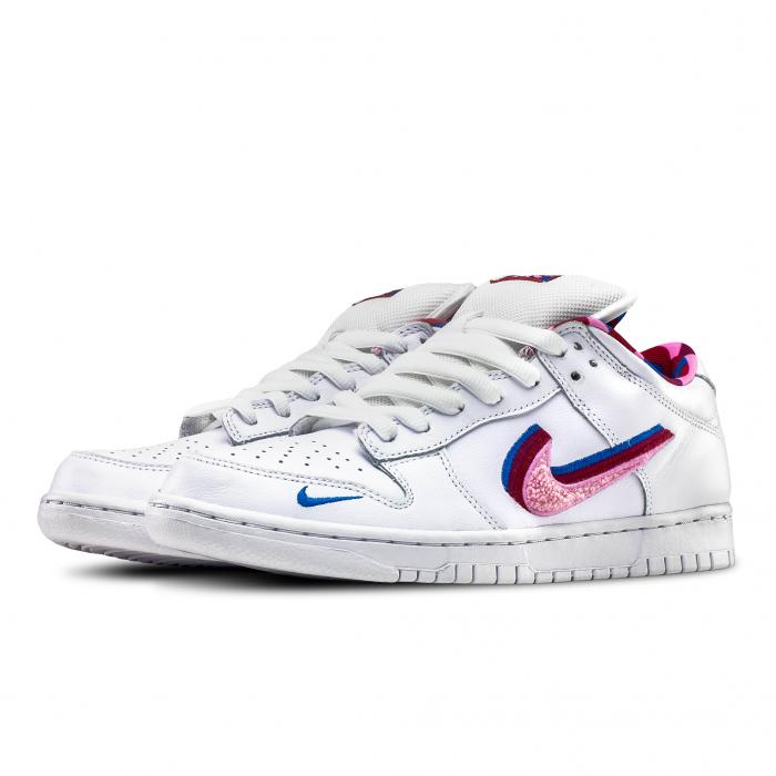 Nike x Parra Dunk Low