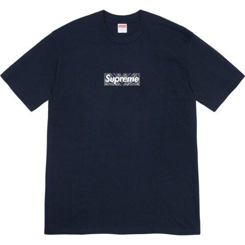 Supreme Bandana Box Logo Tee