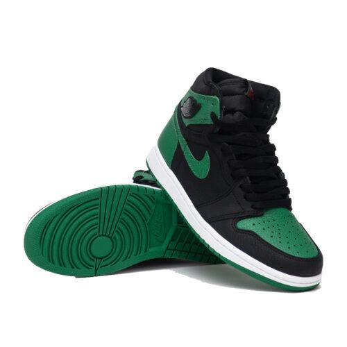 Jordan I Pine Green