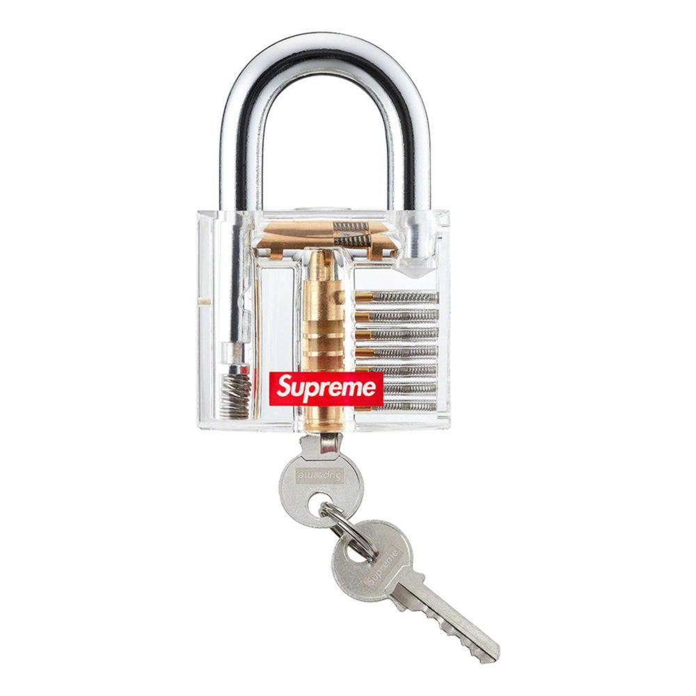 Supreme Keylock
