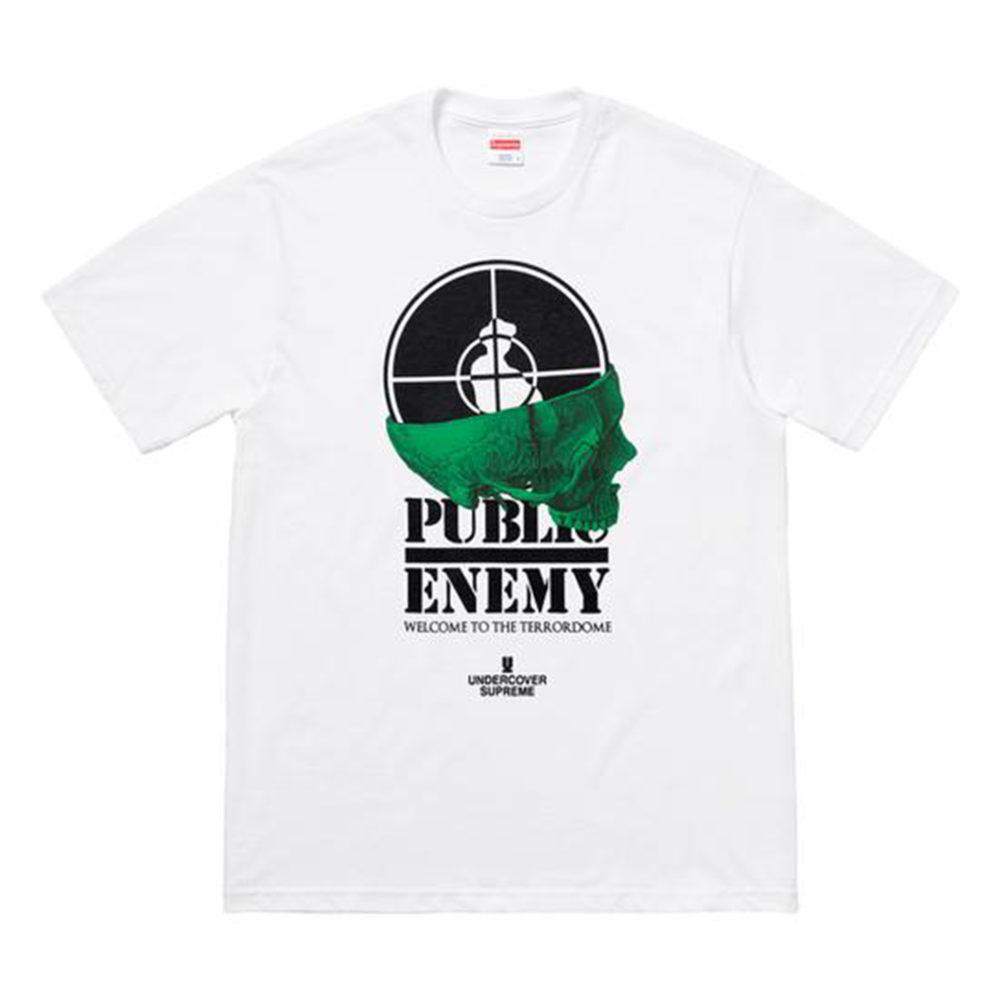 Supreme Public Enemy Tee