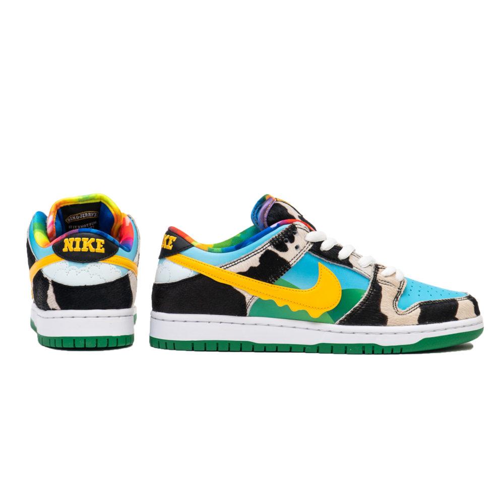 Nike x Ben & Jerrys Dunk Low