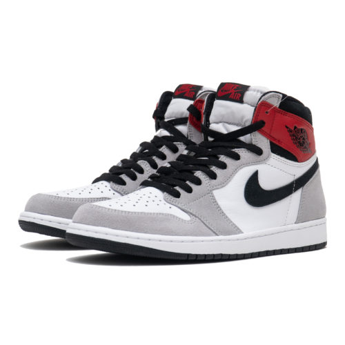 Jordan I Smoke Grey