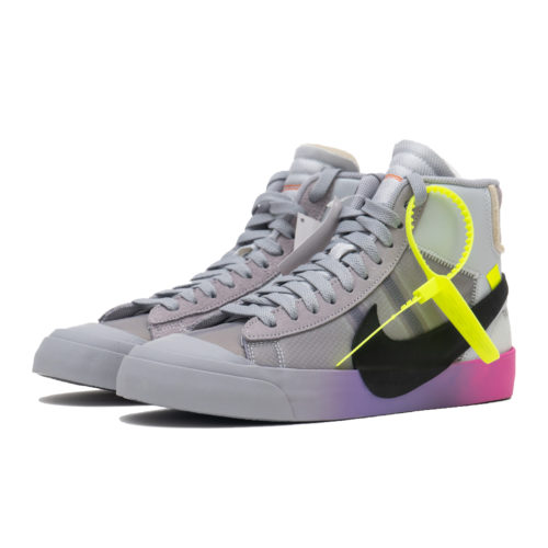 Nike Blazer x Off White x Serena Williams