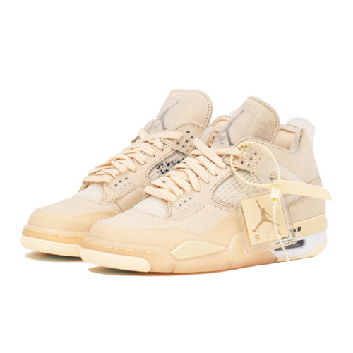 Air Jordan IV x Off White