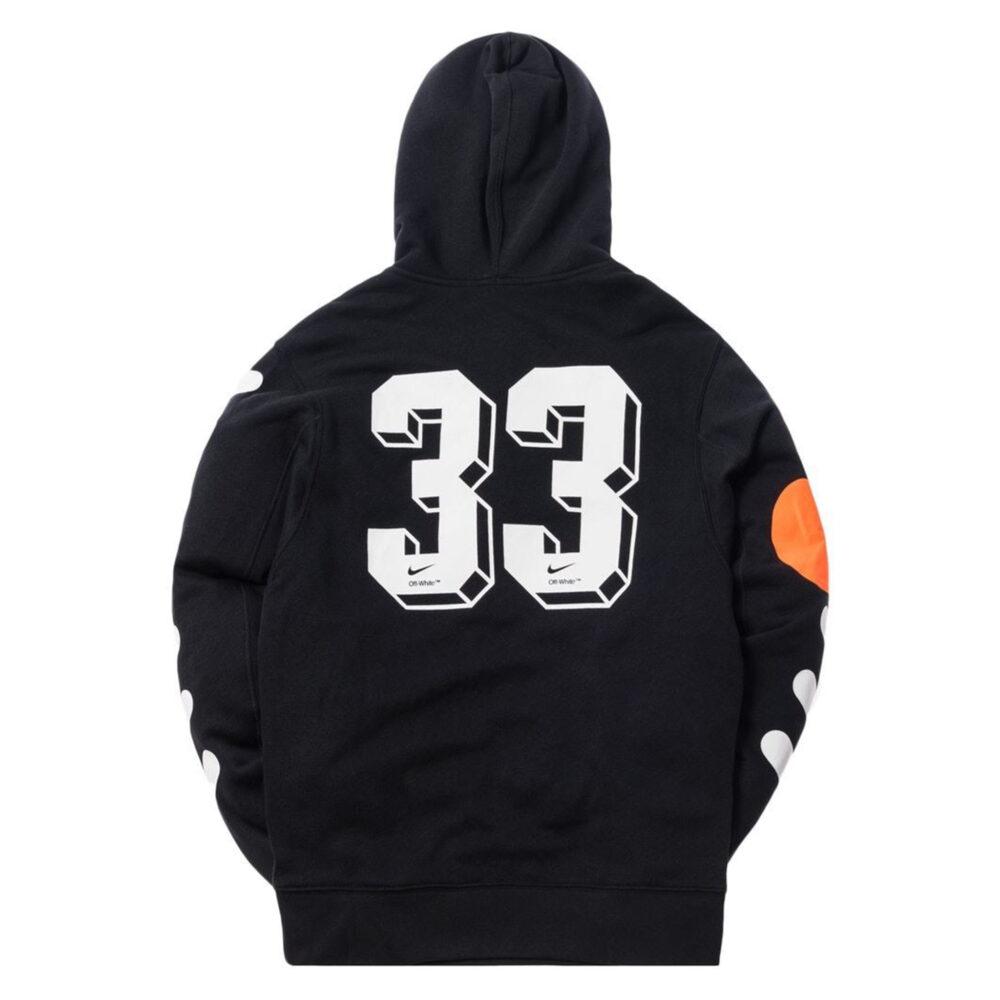 Nike x Off White Hoodie