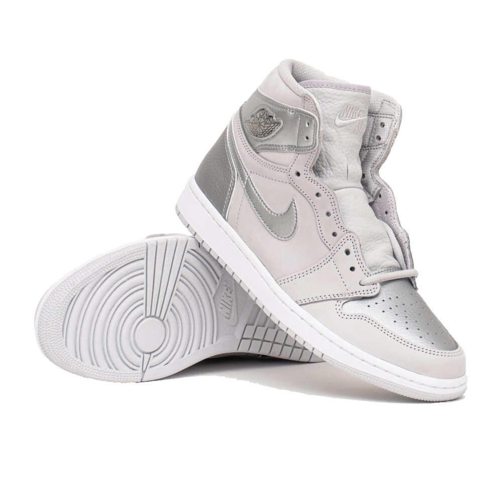 Jordan I Metallic Silver