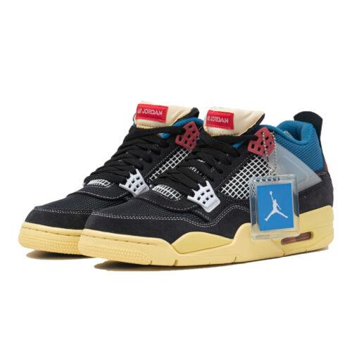 Jordan x Union Retro IV