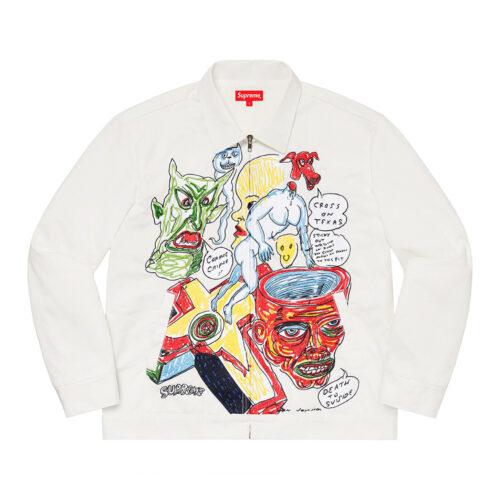 Supreme Daniel Johnson Jacket