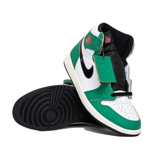 Air Jordan Retro I Lucky Green