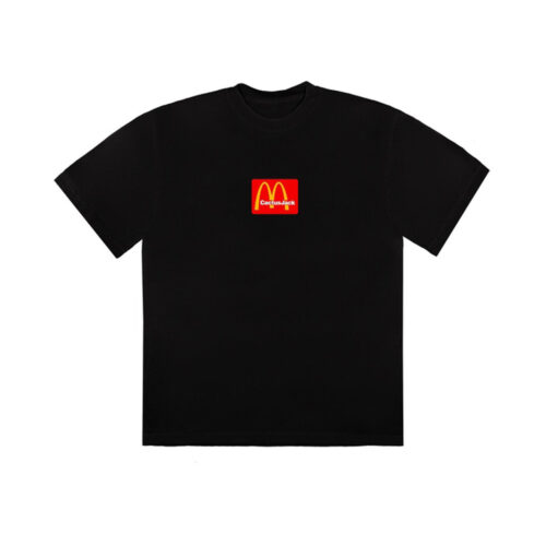 Travis Scott x McDonald's Tee
