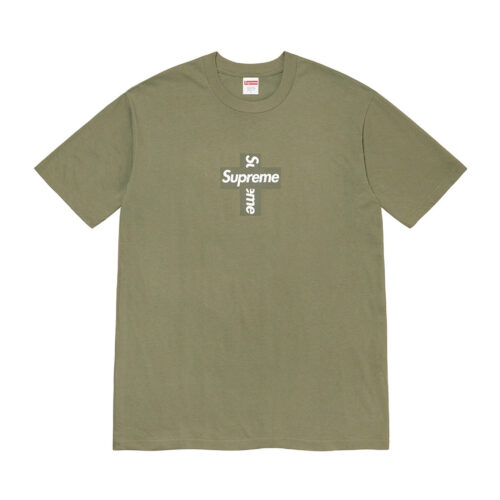 Supreme Cross Box Logo Tee