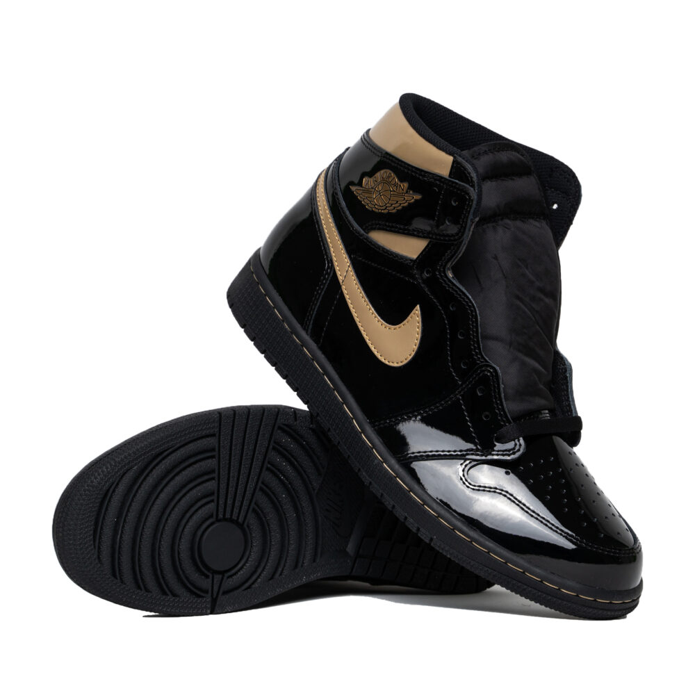 Jordan I Black Gold