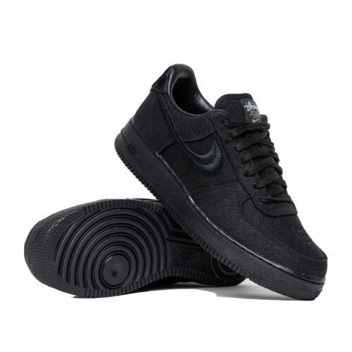 Nike Air Force I Stussy Black