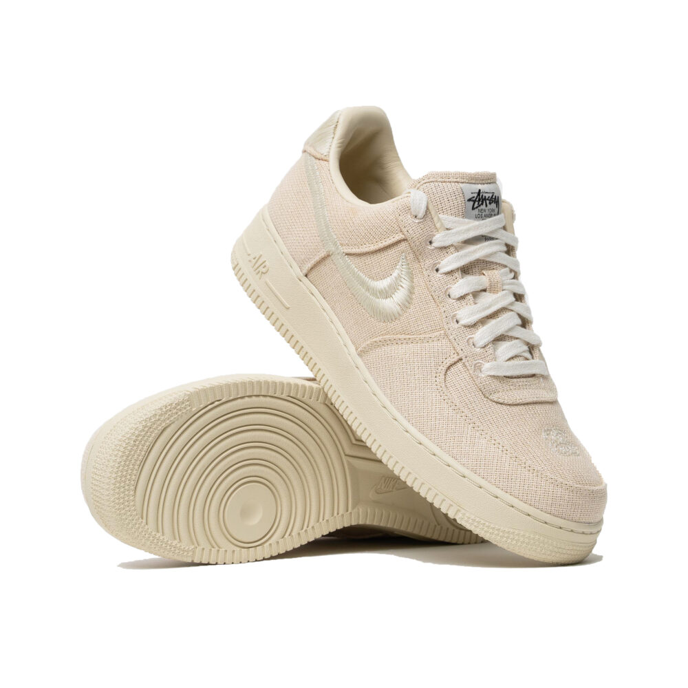 Nike Air Force I Stussy Sail