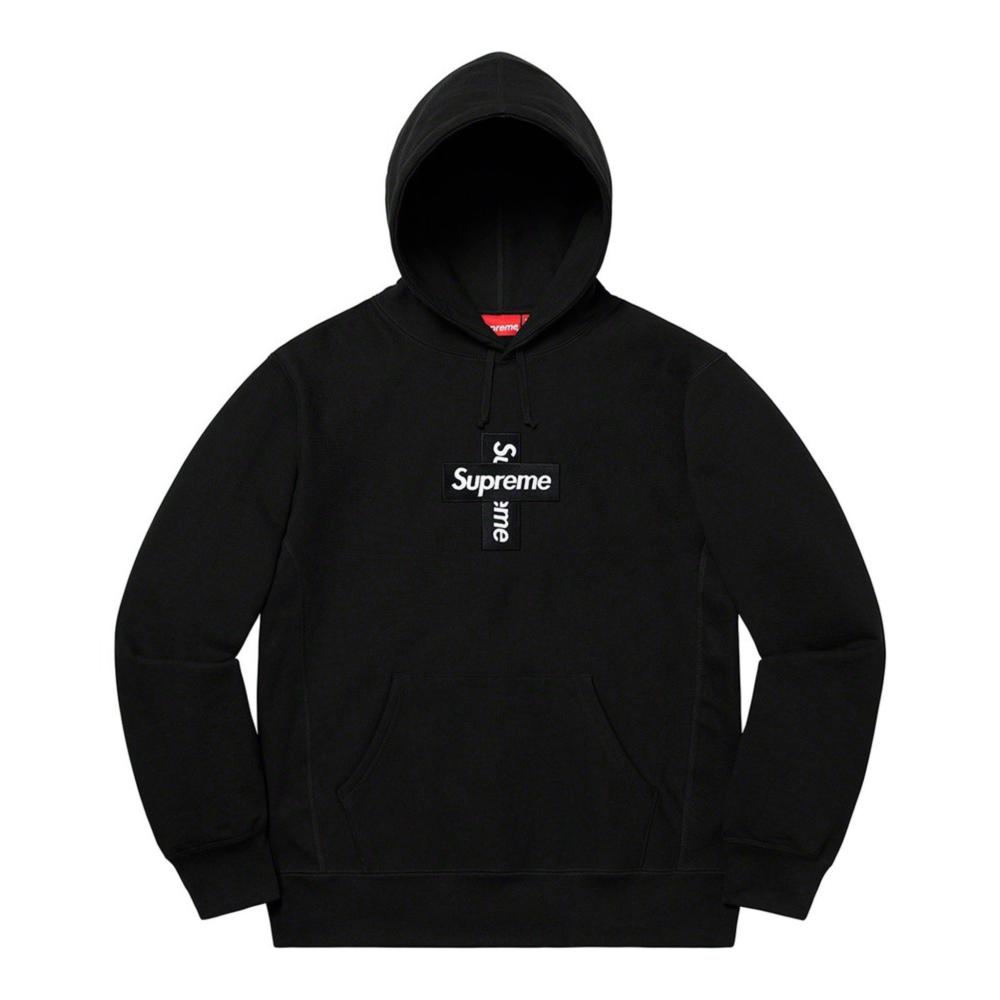 Supreme Cross Logo Hoodie