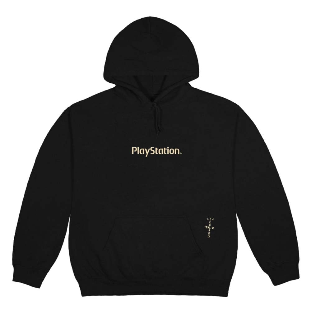 Travis Scott Playstation Hoodie