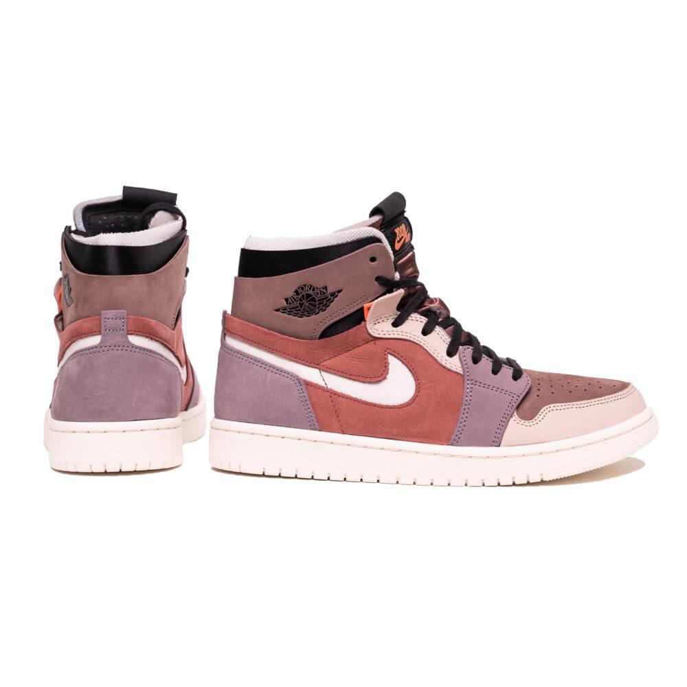 Air Jordan I Rust