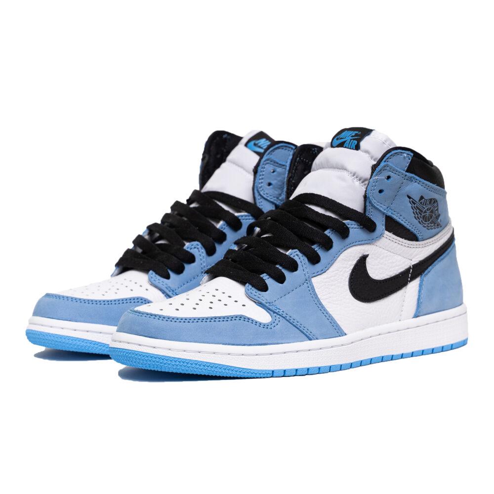 Air Jordan I University Blue