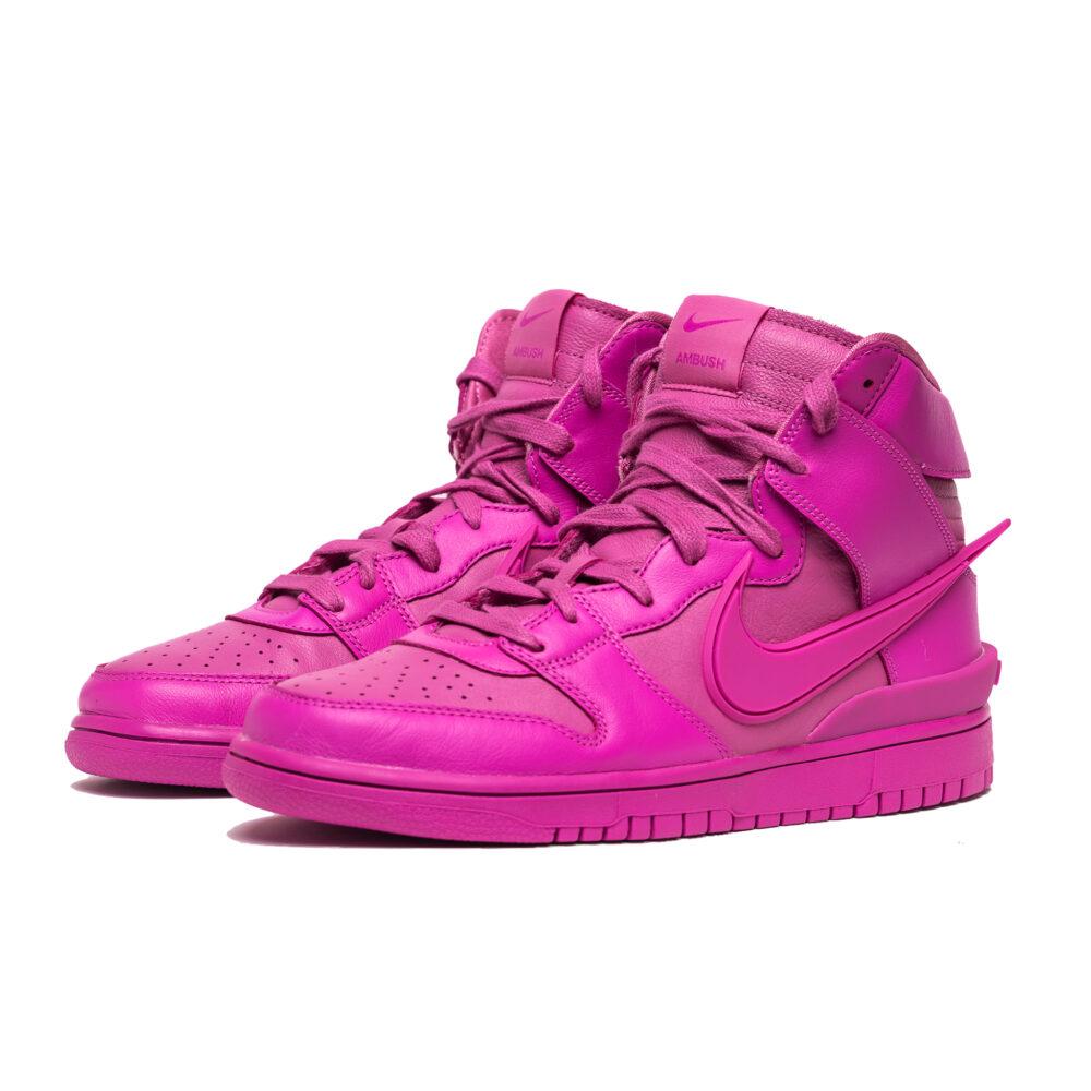 Nike Dunk High x Ambush