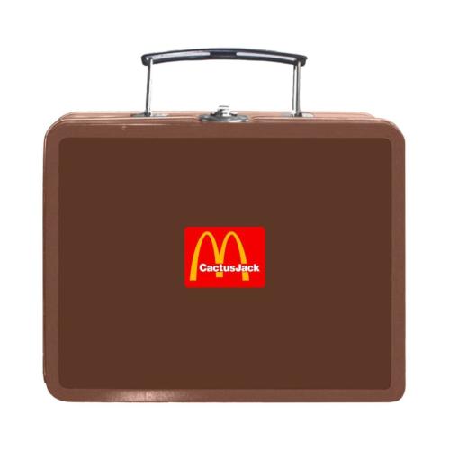 Travis Scott Lunch Box