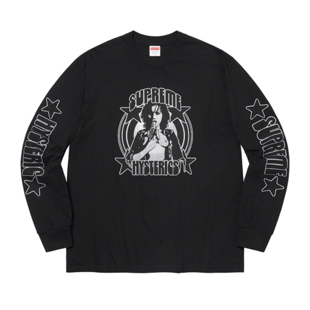 Supreme Hysteric Glamour LS