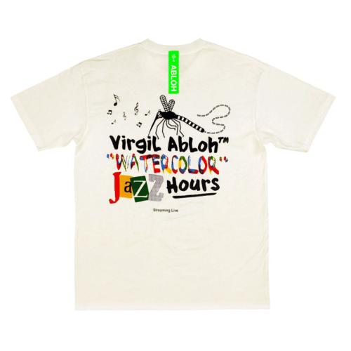 Virgil Abloh Jazz Hours Tee