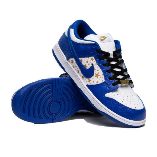 Nike Dunk Low x Supreme