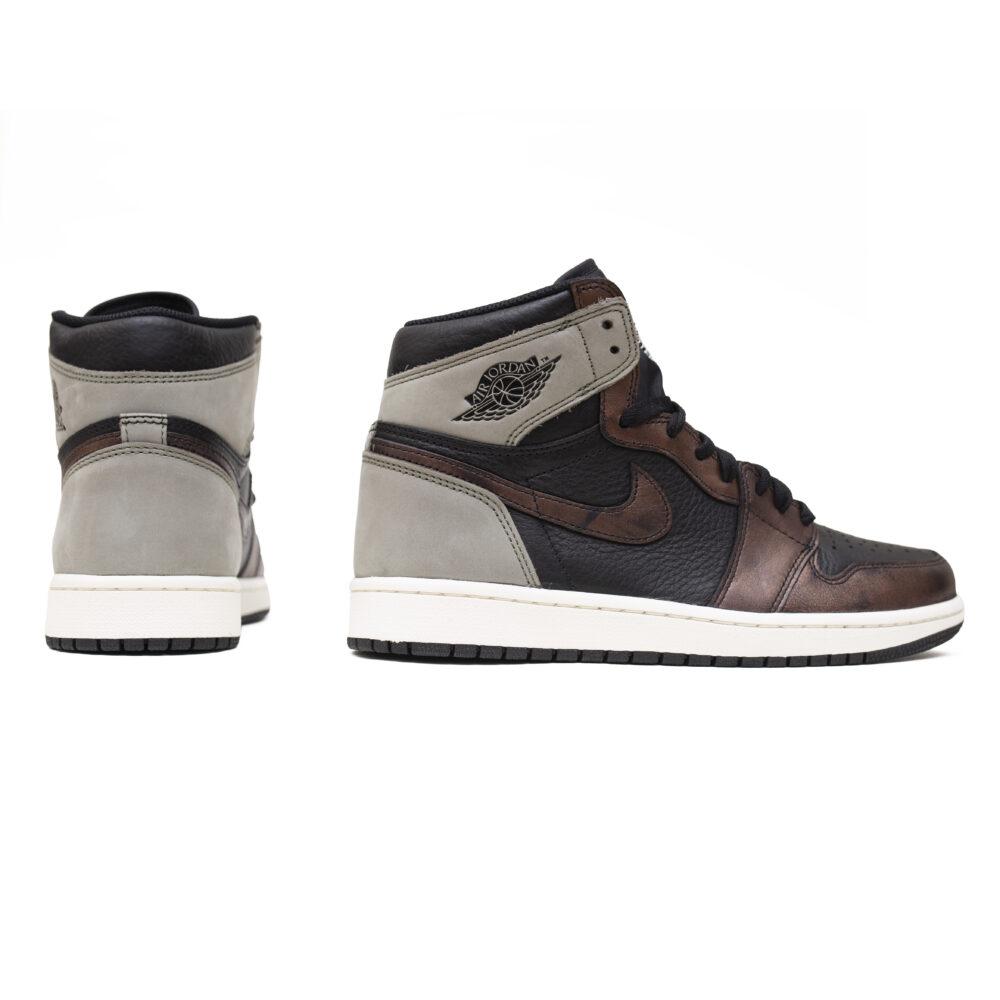 Air Jordan I Patina