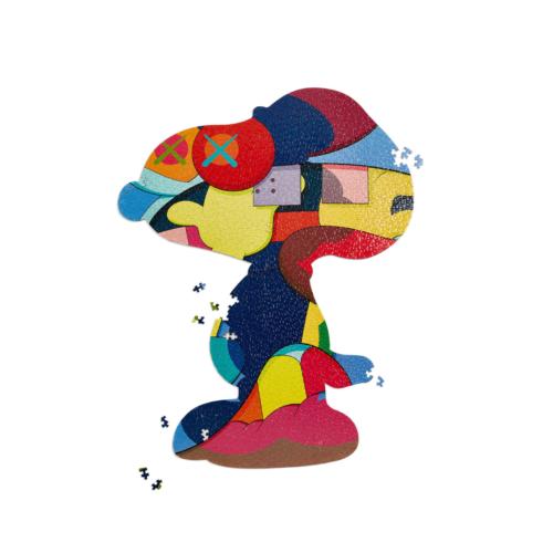 MoMA Kaws Puzzle