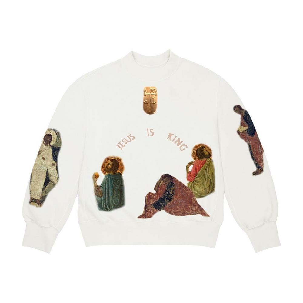Kanye West Jesus Is King Crewneck