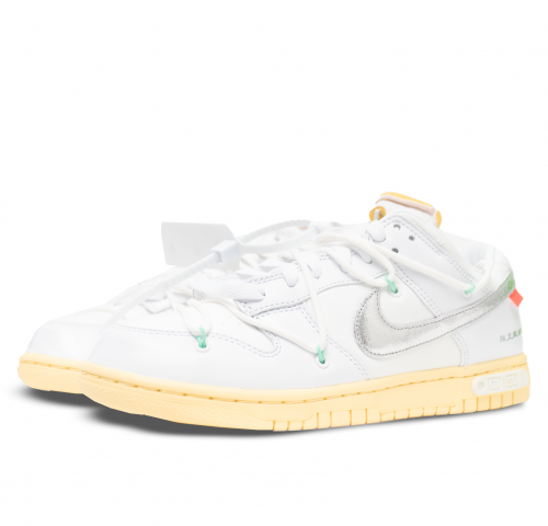 Nike Dunk Low x Off White LOT